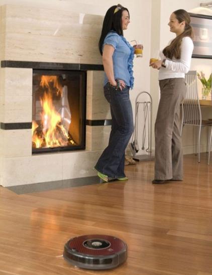 Робот-пылесос iRobot Roomba